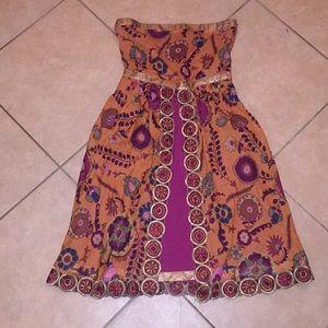 Cynthia Cynthia Steffe Floral Dress